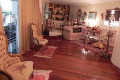 Foto Apartamento de 5 quartos para alugar no Sion em Belo Horizonte - Imagem 01