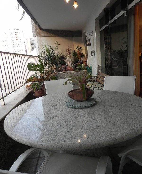 Foto Apartamento de 5 quartos para alugar no Sion em Belo Horizonte - Imagem 07