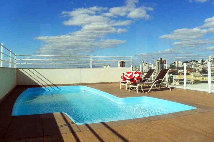Foto Cobertura de 3 quartos à venda no OURO PRETO em Belo Horizonte - Imagem 02