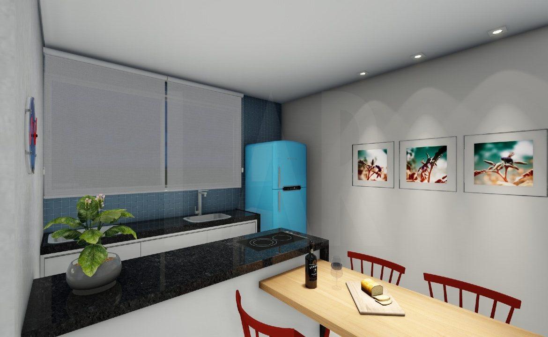 Foto Apartamento de 2 quartos à venda na Savassi em Belo Horizonte - Imagem
