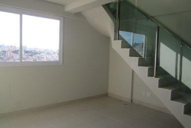 Foto Cobertura de 3 quartos à venda no Graça em Belo Horizonte - Imagem 01