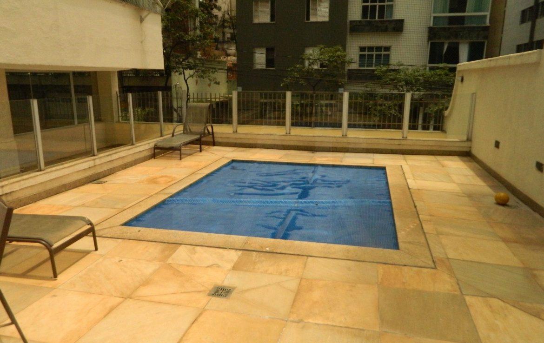 Foto Apartamento de 4 quartos para alugar no Sion em Belo Horizonte - Imagem 02