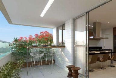 Foto Cobertura de 4 quartos à venda no Liberdade em Belo Horizonte - Imagem 01