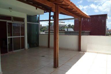 Foto Cobertura de 2 quartos à venda no Santa Tereza em Belo Horizonte - Imagem 01