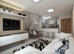 Foto Apartamento de 3 quartos à venda na CIDADE NOVA em Belo Horizonte - Imagem 02