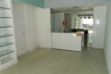 Foto Loja para alugar no Sion em Belo Horizonte - Imagem 01