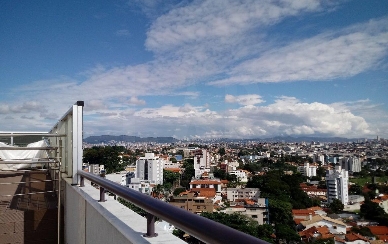 Foto Flat à venda no Liberdade em Belo Horizonte - Imagem