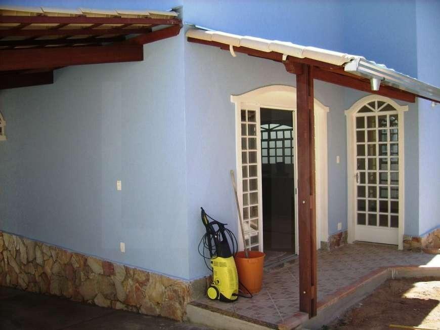 Foto Casa de 3 quartos à venda no Heliópolis em Belo Horizonte - Imagem