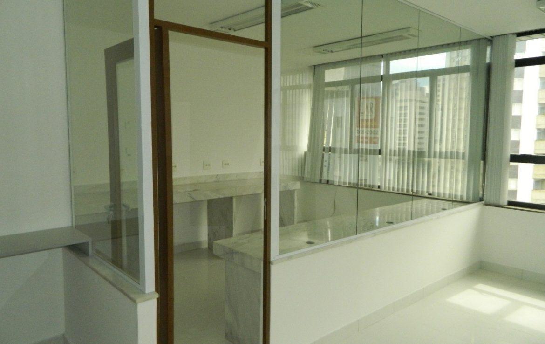Foto Sala para alugar no Lourdes em Belo Horizonte - Imagem