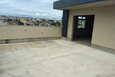 Foto Cobertura de 4 quartos à venda no Santa Cruz em Belo Horizonte - Imagem 01