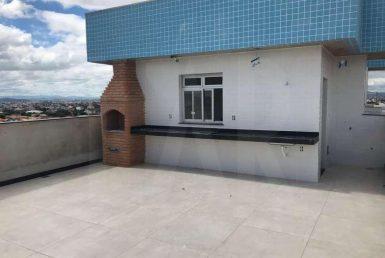Foto Cobertura de 3 quartos à venda no Rio Branco em Belo Horizonte - Imagem 01