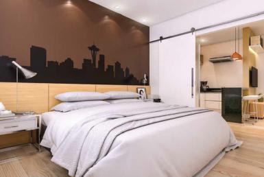 Foto Apartamento de 1 quarto à venda no Estoril em Belo Horizonte - Imagem 01