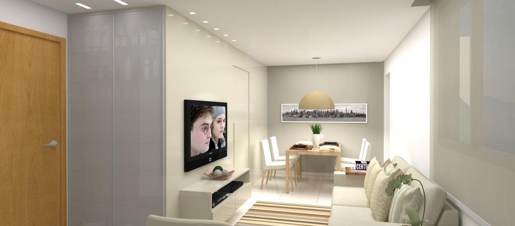 Foto Apartamento de 3 quartos à venda no Santa Mônica em Belo Horizonte - Imagem 02