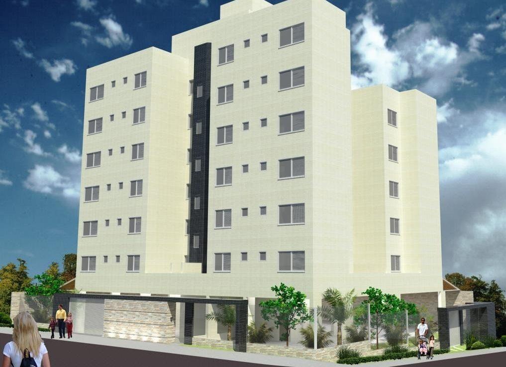 Foto Apartamento de 3 quartos à venda no Santa Mônica em Belo Horizonte - Imagem