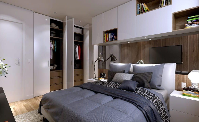 Foto Apartamento de 3 quartos à venda no Rio Branco em Belo Horizonte - Imagem 03