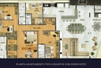 Foto do Unique em Belo Horizonte - Imagem 01