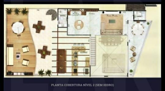 Foto Apartamento de 4 quartos à venda no Santa Lúcia em Belo Horizonte - Imagem 03