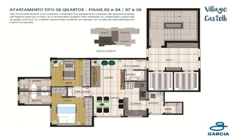 Foto Apartamento de 3 quartos à venda no Coracao de Jesus em Belo Horizonte - Imagem 04