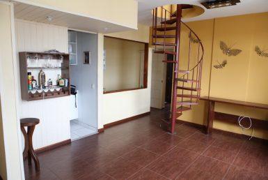 Foto Cobertura de 2 quartos à venda no Grajaú em Belo Horizonte - Imagem 01