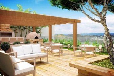 Foto Apartamento de 4 quartos à venda  em Nova Lima - Imagem 01