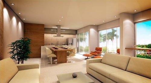 Foto Apartamento de 2 quartos à venda no Vila da Serra em Nova Lima - Imagem 02