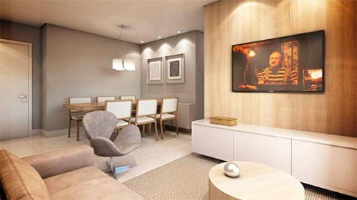 Foto Apartamento de 2 quartos à venda no Vila da Serra em Nova Lima - Imagem 03