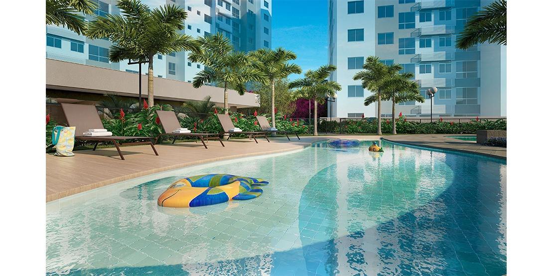 Foto do Grand Resort  Jaraguá Torre 01 em Belo Horizonte - Imagem