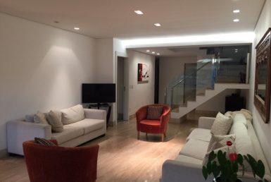 Foto Cobertura de 4 quartos à venda no Sion em Belo Horizonte - Imagem 01