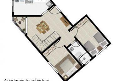 Foto Apartamento de 2 quartos à venda no Havaí em Belo Horizonte - Imagem 01