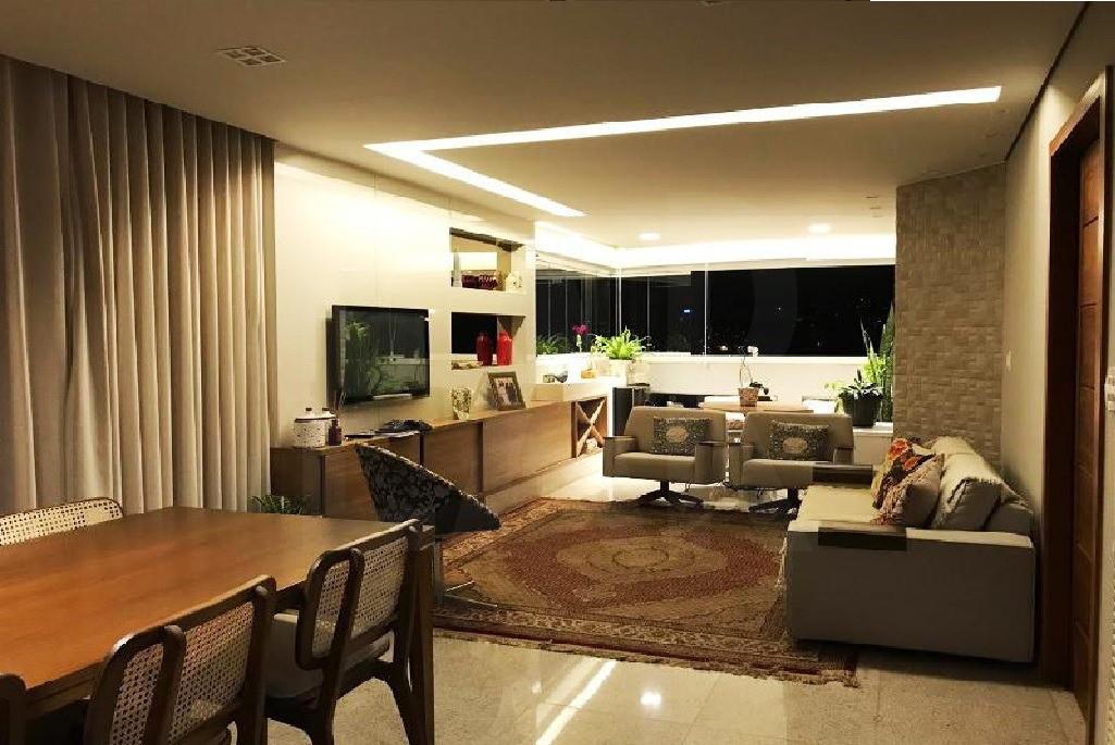 Foto Apartamento de 4 quartos à venda no Barroca em Belo Horizonte - Imagem 02