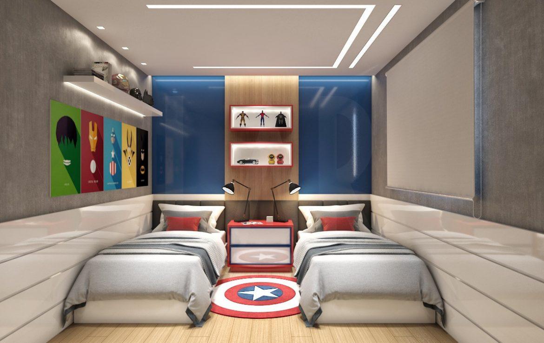 Foto Apartamento de 3 quartos à venda no Fernão Dias em Belo Horizonte - Imagem 03