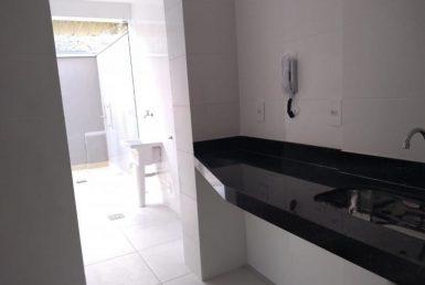 Foto Cobertura de 2 quartos à venda no Santa Cruz em Belo Horizonte - Imagem 01