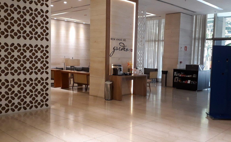 Foto Flat de 1 quarto para alugar no Cidade Jardim em Belo Horizonte - Imagem 02