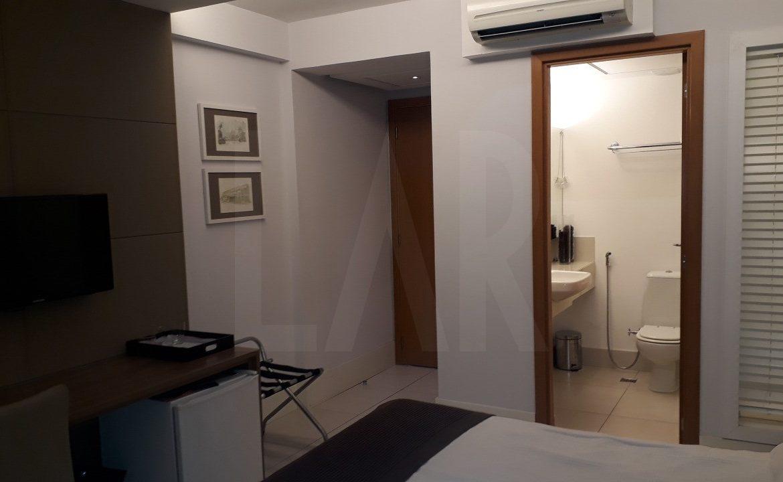 Foto Flat de 1 quarto para alugar no Cidade Jardim em Belo Horizonte - Imagem 08