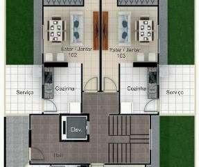 Foto Apartamento de 2 quartos à venda no OURO PRETO em Belo Horizonte - Imagem 07