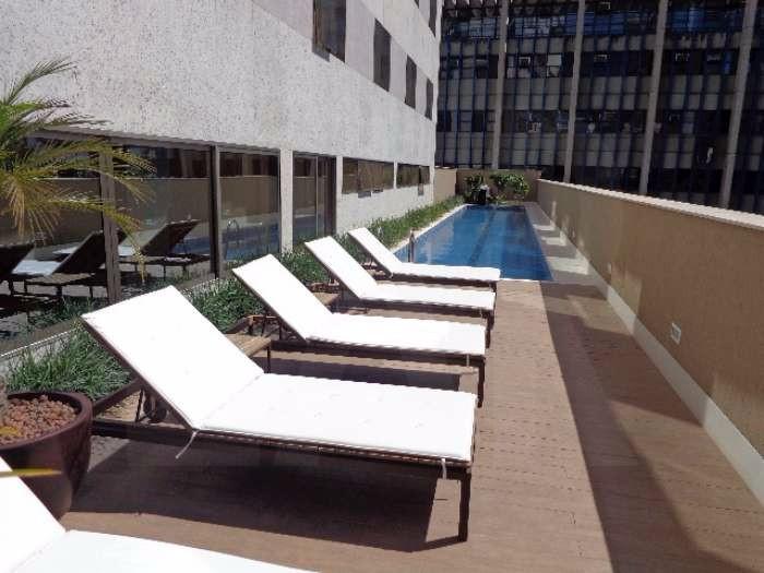 Foto Flat à venda no Cidade Jardim em Belo Horizonte - Imagem