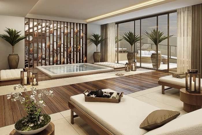 Foto Flat à venda no Cidade Jardim em Belo Horizonte - Imagem 03