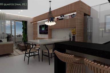 Foto Apartamento de 2 quartos à venda no Anchieta em Belo Horizonte - Imagem 01