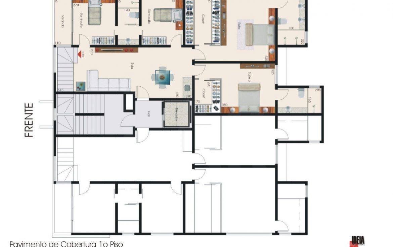 Foto Apartamento de 3 quartos à venda no Liberdade em Belo Horizonte - Imagem