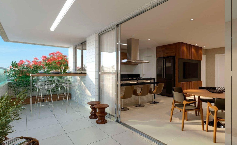 Foto Apartamento de 3 quartos à venda no Liberdade em Belo Horizonte - Imagem 04