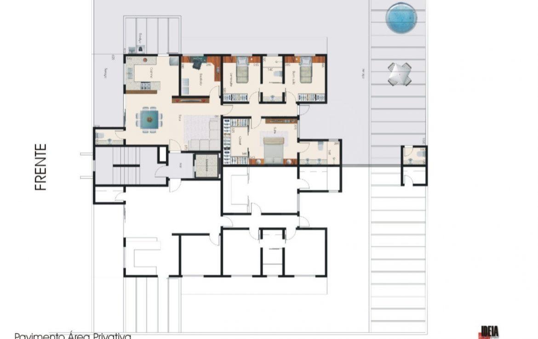 Foto Apartamento de 3 quartos à venda no Liberdade em Belo Horizonte - Imagem 09
