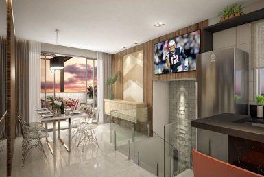 Foto Apartamento de 3 quartos à venda no Fernão Dias em Belo Horizonte - Imagem 01
