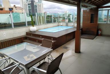 Foto Cobertura de 4 quartos para alugar no Palmares em Belo Horizonte - Imagem 01