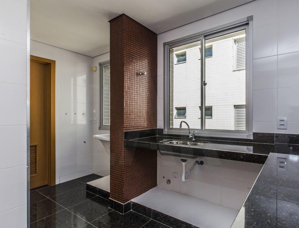 Foto Apartamento de 3 quartos à venda no Serra em Belo Horizonte - Imagem 09
