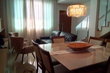 Foto Casa Geminada de 3 quartos à venda no Renascença em Belo Horizonte - Imagem 01