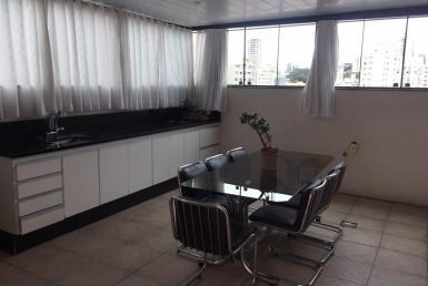 Foto Cobertura de 5 quartos à venda no São Pedro em Belo Horizonte - Imagem 01