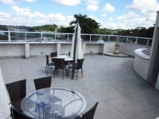 Foto Flat à venda no São Luiz em Belo Horizonte - Imagem