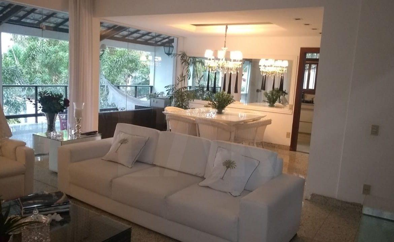 Foto Casa de 6 quartos à venda no Trevo em Belo Horizonte - Imagem 04