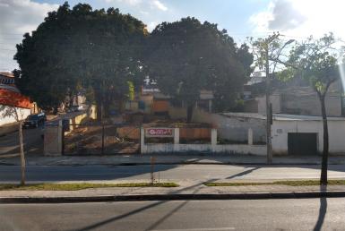 Foto Lote - Terreno à venda no Jardim America em Belo Horizonte - Imagem 01
