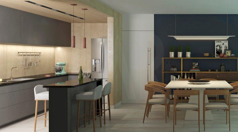 Foto Apartamento de 2 quartos à venda no Sion em Belo Horizonte - Imagem 04